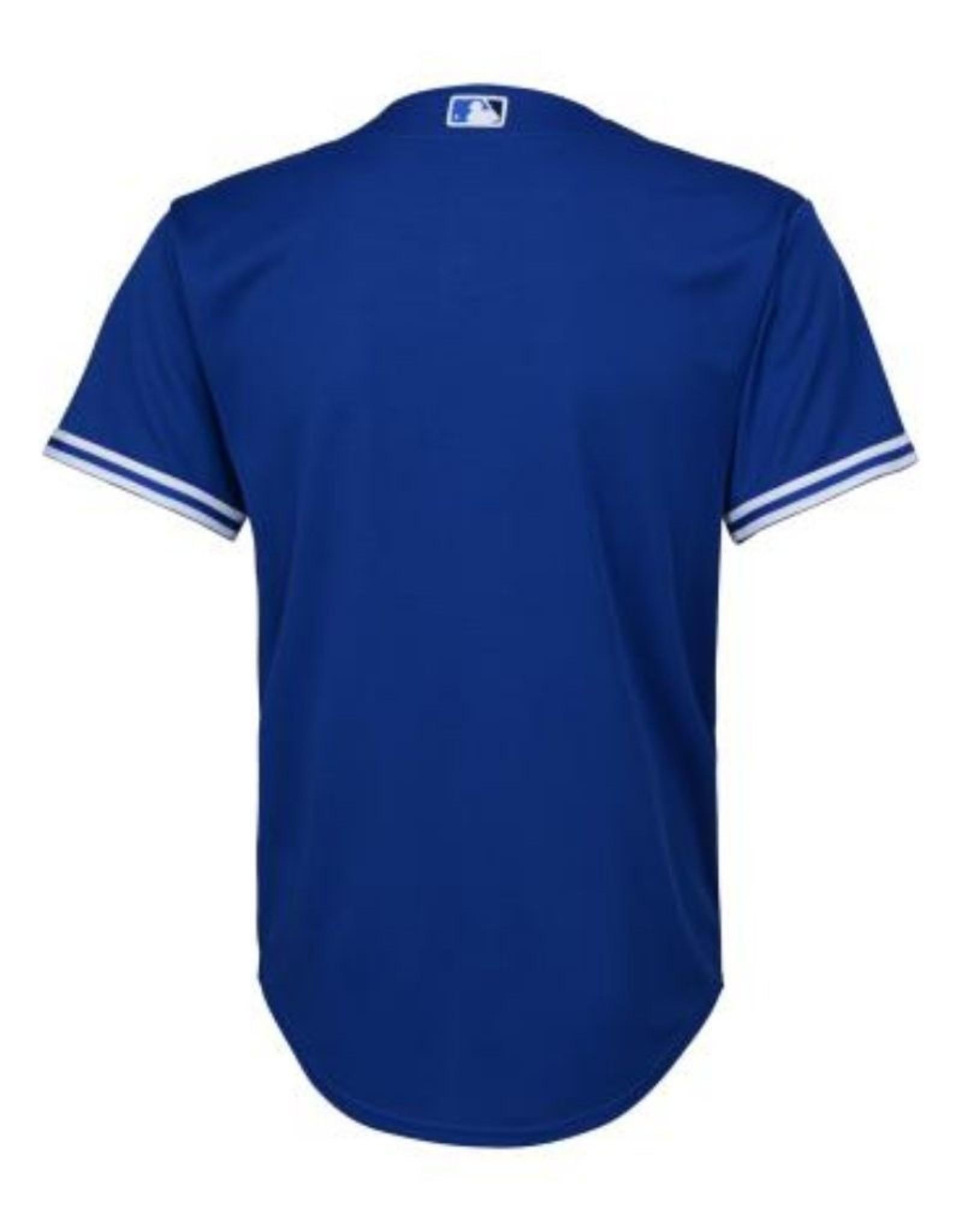 MLB Nike Youth Replica Jersey Blue Jays Blue