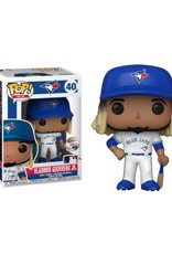 Funko POP! Figure Guerrero Jr Blue Jays White