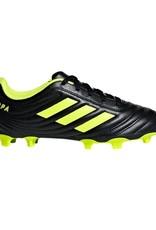 Adidas Adidas Youth Copa Jr 19.4 FG Soccer Cleat Black/Yellow