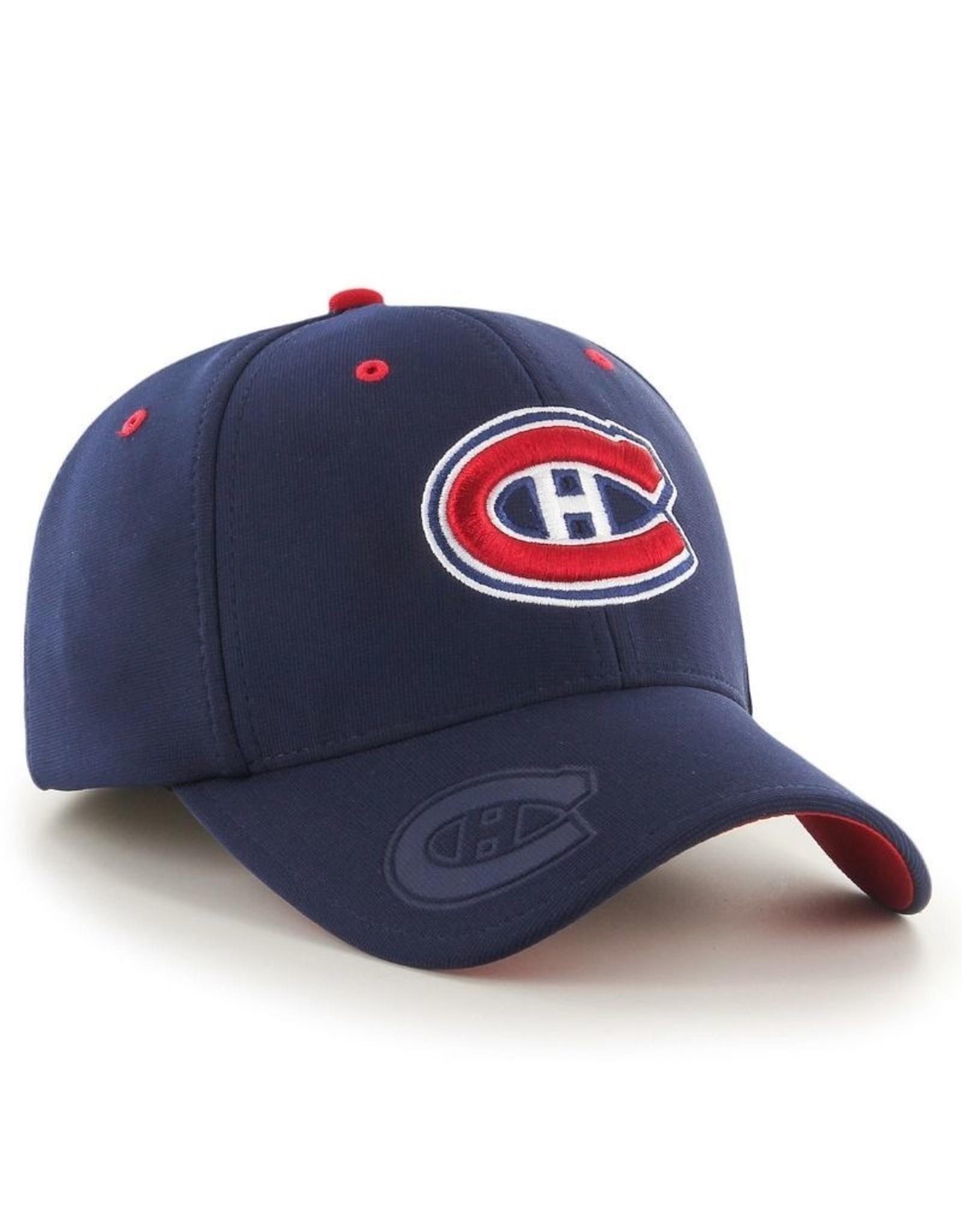 American Needle American Needle Men's E Boss Hat Montreal Canadiens Navy