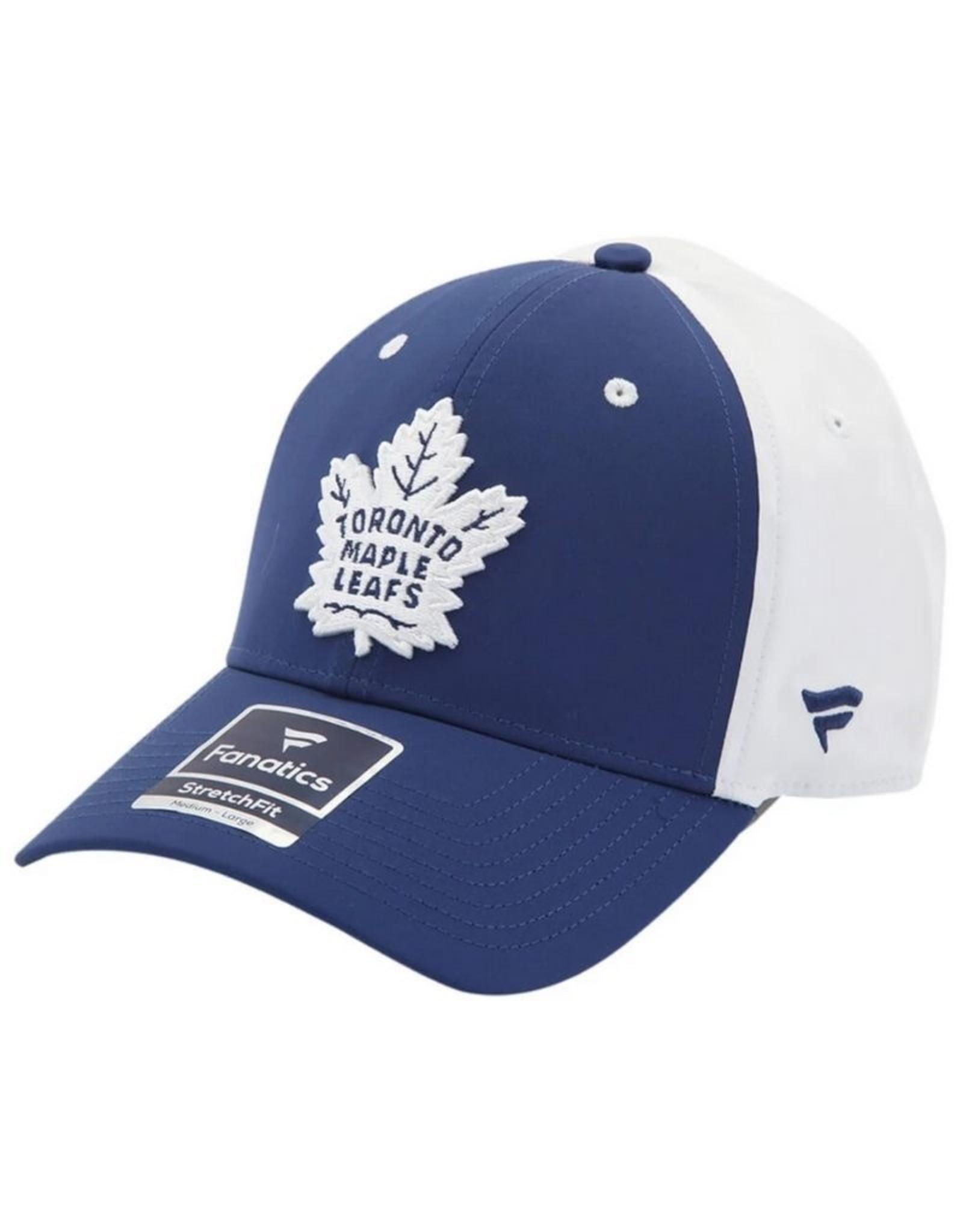 Fanatics Fanatics Iconic Men's Stretch Hat Toronto Maple Leafs Blue/White