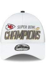 Super Bowl 2020 Adjustable Hat Kansas City Chiefs White