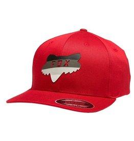 Fox Voucher Men's Flexfit Hat Cardinal