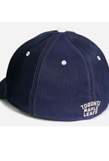 American Needle American Needle E Boss Men's Stretch Fit Hat Toronto Maple Leafs Navy