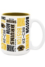 NHL 15oz Espirit Coffee Mug Bruins
