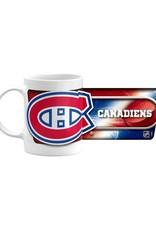 NHL 11oz Sublimated Coffee Mug Montreal Canadiens