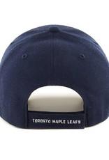 '47 MVP Men's Hat Primary Logo Toronto Maple Leafs Navy Adjustable