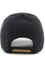 '47 MVP Men's Hat Primary Logo Nashville Predators Navy Adjustable
