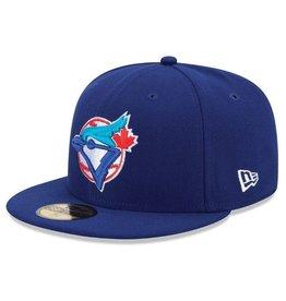New Era Cooperstown 89-91 Hat Toronto Blue Jays Royal