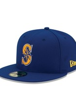 New Era On-Field Authentic 59FIFTY Alternate 2 Hat Seattle Mariners Royal