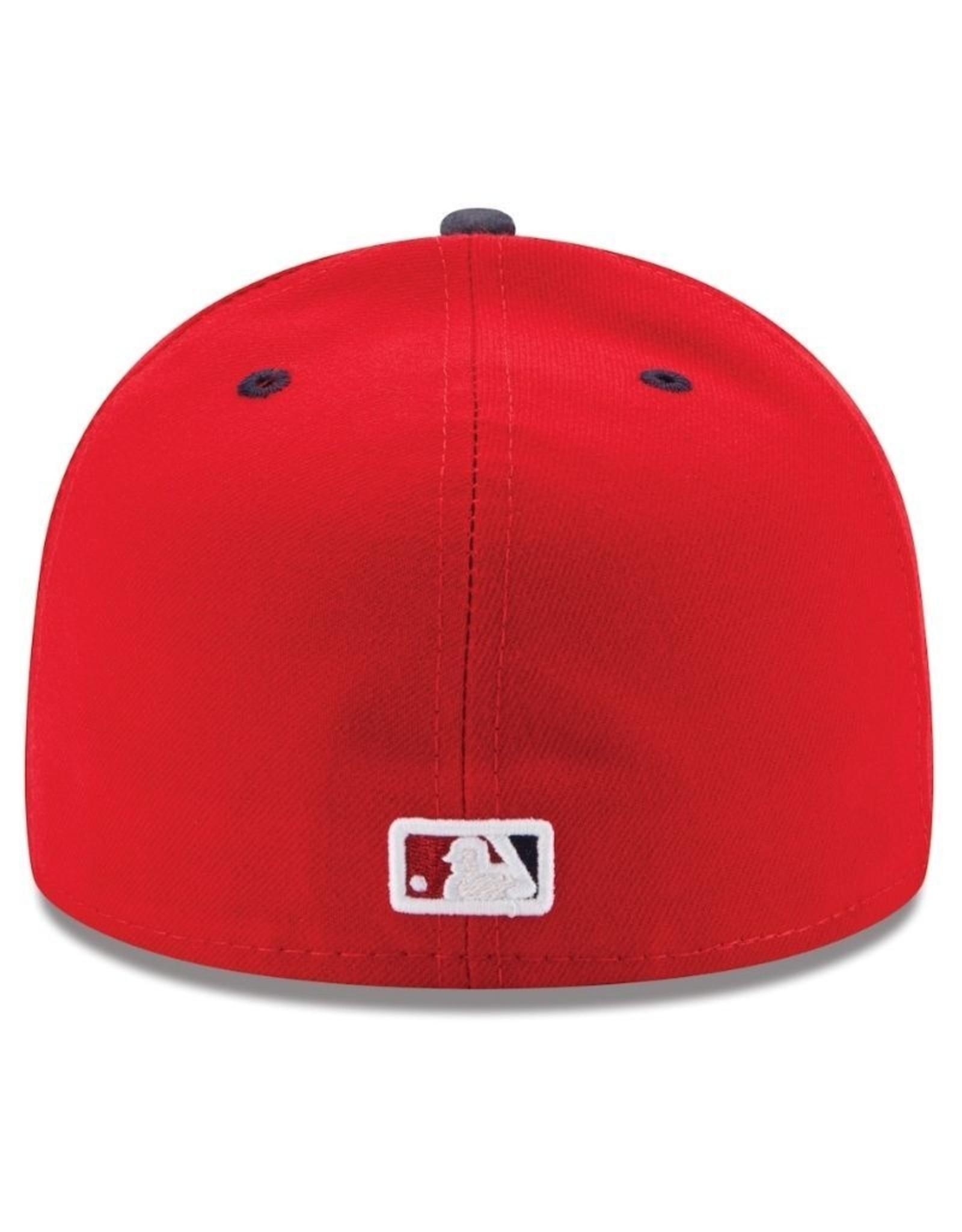 New Era On-Field Alternate 2 Hat Washington Nationals Red/Navy