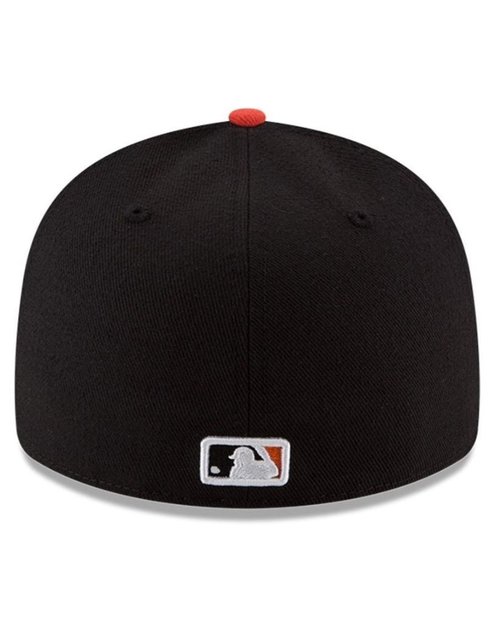 New Era On-Field Authentic 59FIFTY Home Hat Baltimore Orioles Black