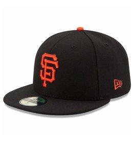 New Era On-Field Home Hat San Francisco Giants Black