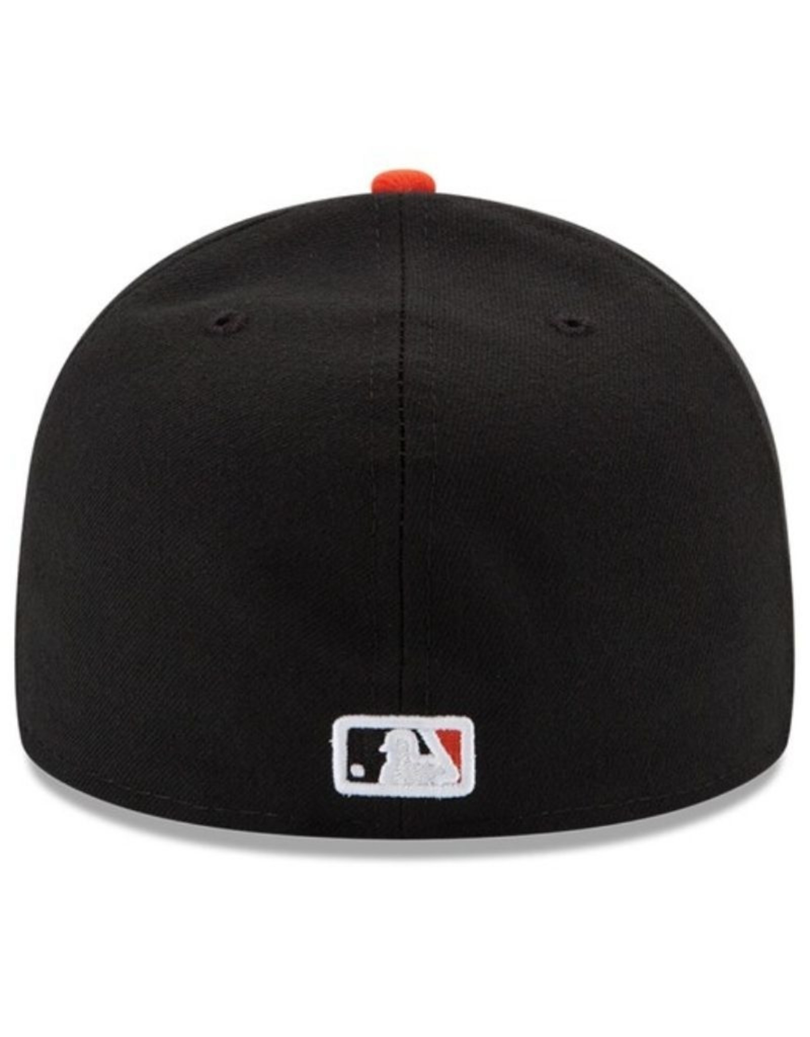 New Era On-Field Authentic 59FIFTY Home Hat San Francisco Giants Black