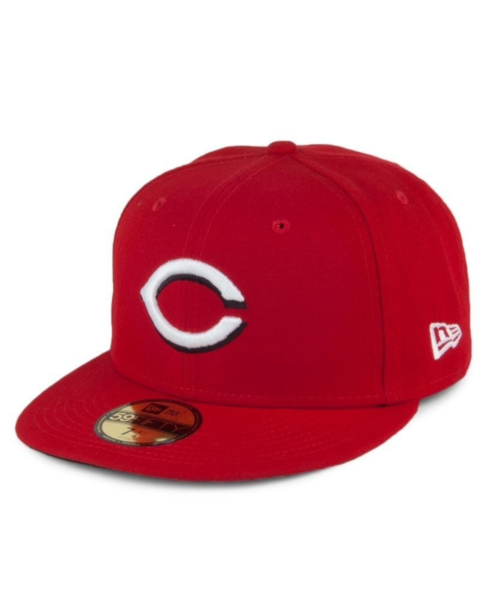 New Era On-Field Authentic 59FIFTY Home Hat Cincinnati Reds Red