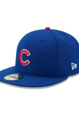 New Era On-Field Authentic 59FIFTY Home Hat Chicago Cubs Royal