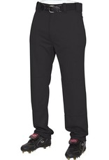 Rawlings Semi-Relaxed Youth Baseball Pants Black