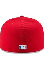 New Era On-Field Alternate Hat Texas Rangers Red