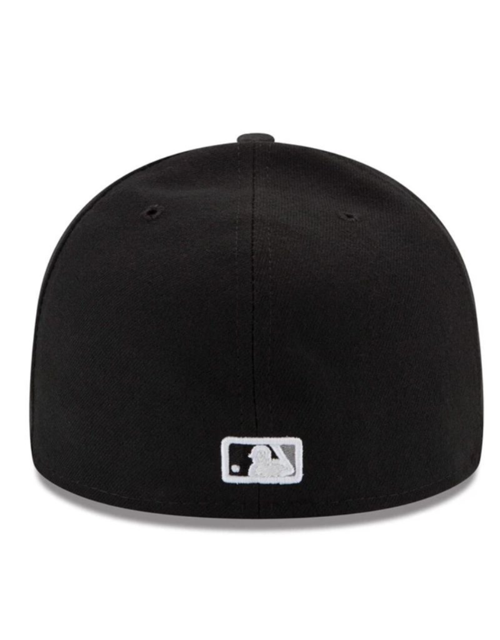 New Era On-Field Authentic 59FIFTY Home Hat Chicago White Sox Black