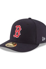 New Era Low Profile On-Field Authentic 59FIFTY Home Hat Boston Red Sox Navy