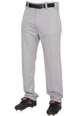 Rawlings Semi-Relaxed Youth Baseball Pants Grey