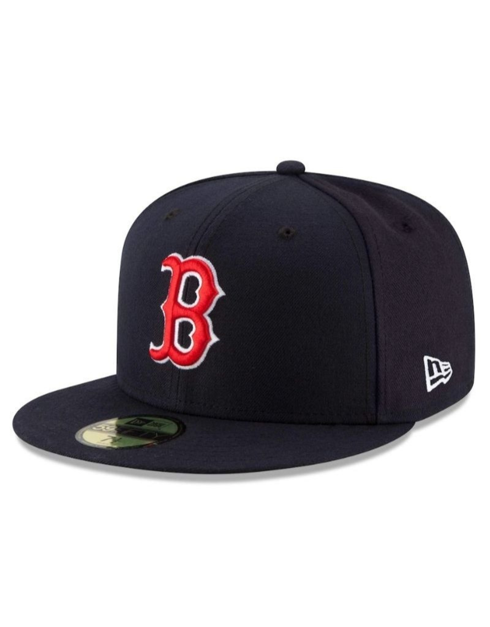 New Era On-Field Authentic 59FIFTY Home Hat Boston Red Sox Navy