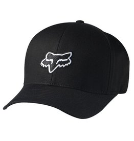 Fox Legacy Flexfit Hat Black