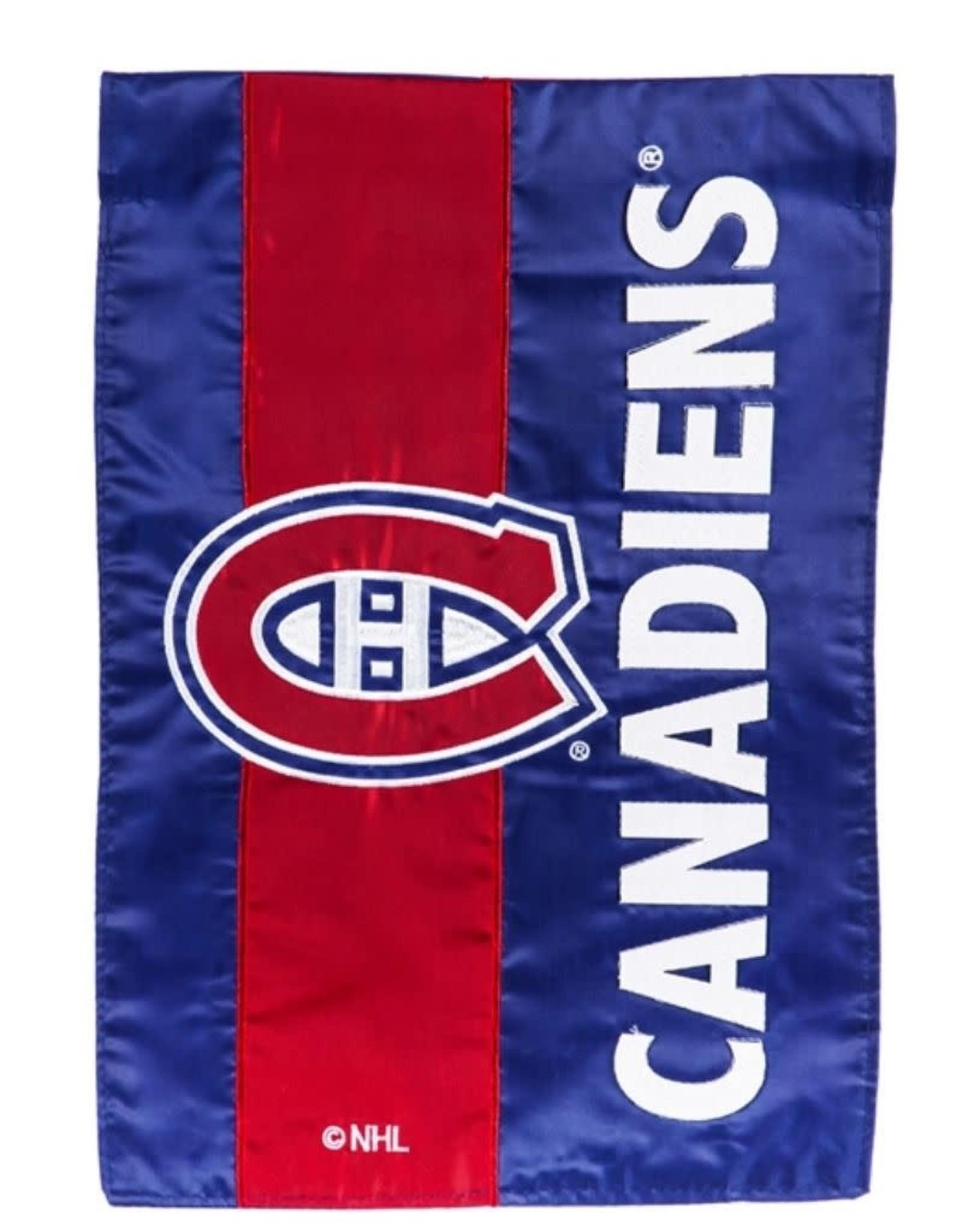 "Evergreen Embellish Regular Flag 28""X44"" Montreal Canadiens"