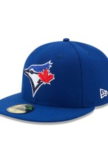 New Era On-Field  Authentic 59FIFTY Home Hat Toronto Blue Jays Blue