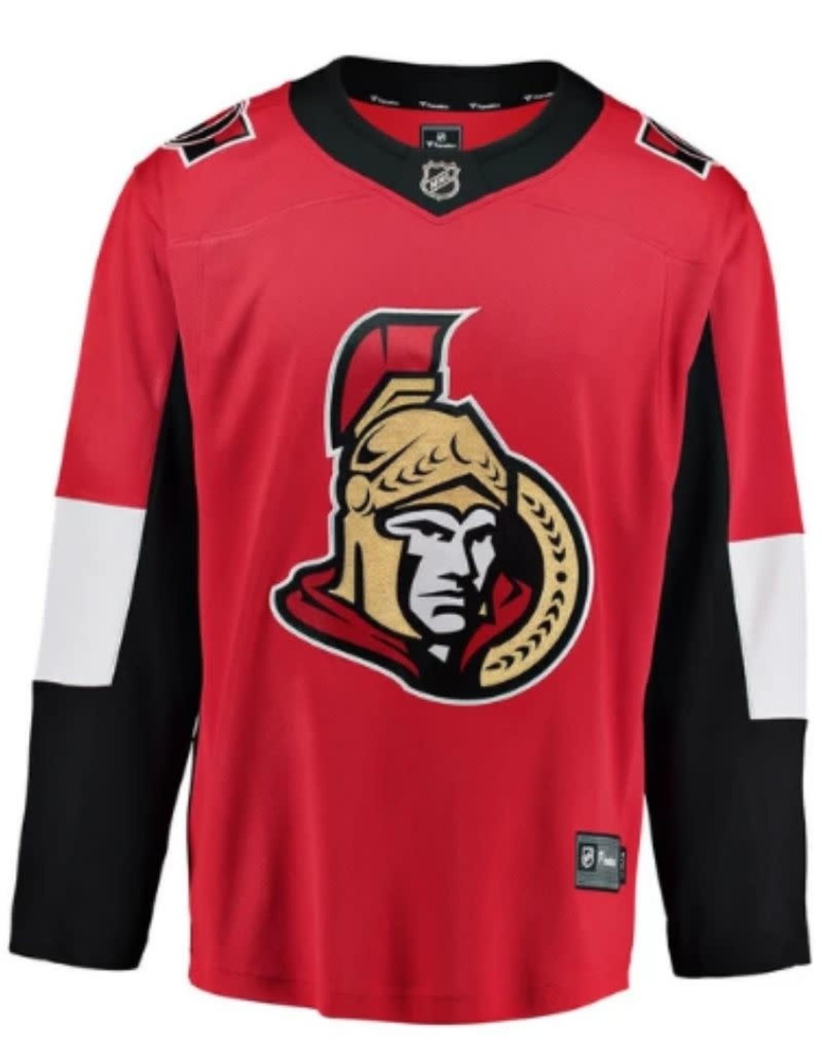 Fanatics Fanatics Adult Breakaway Ottawa Senators Jersey Red