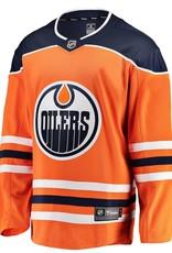 Fanatics Fanatics Adult Breakaway Edmonton Oilers Jersey Orange