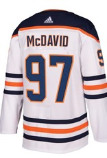 Adidas Adidas Adult Authentic Edmonton Oilers Mcdavid White Jersey