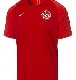 Nike Dri-Fit Canada Striker Soccer Jersey Red