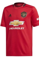 Adidas Adidas Soccer Jersey Manchester United Red