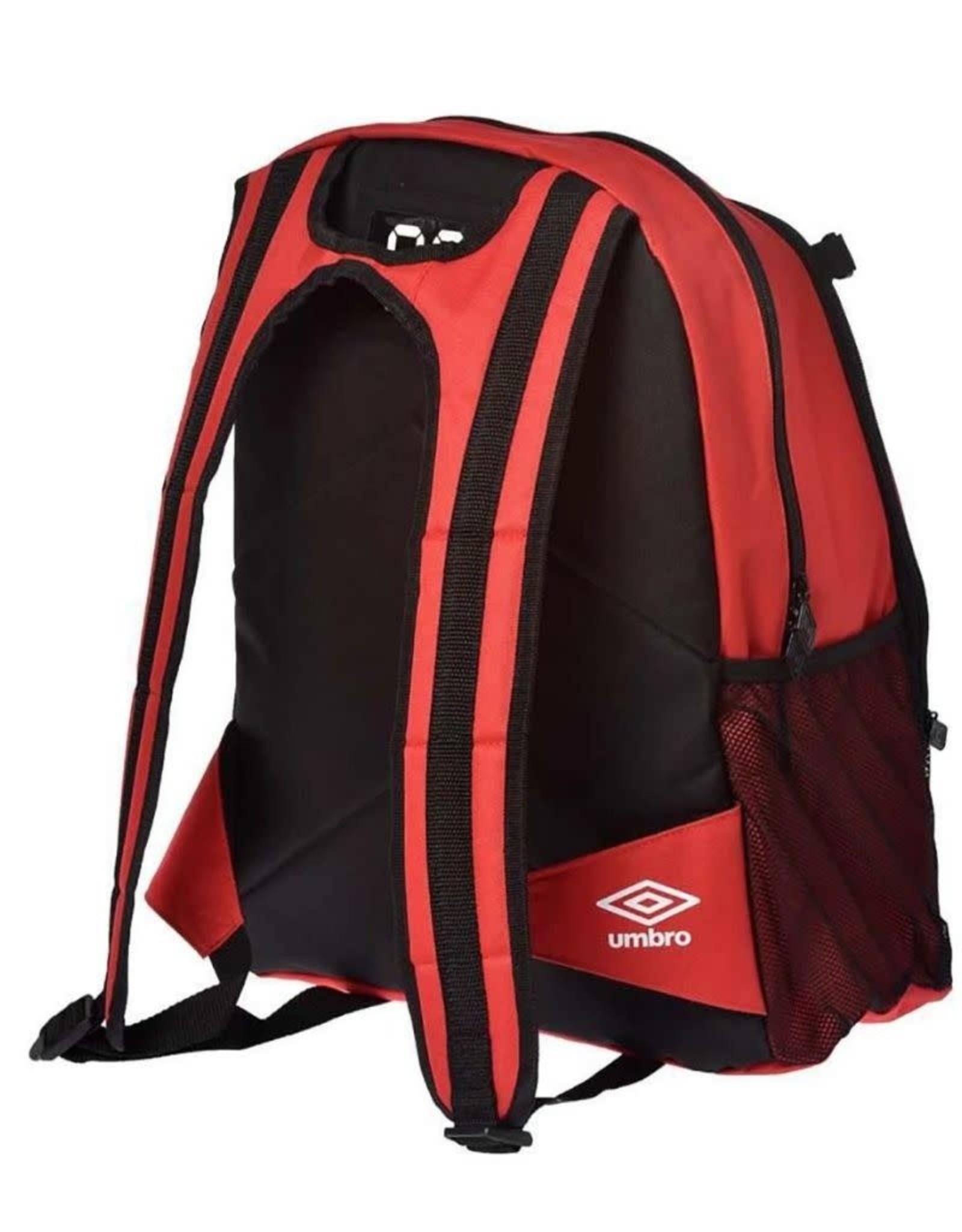 Umbro Backpack 17 Red