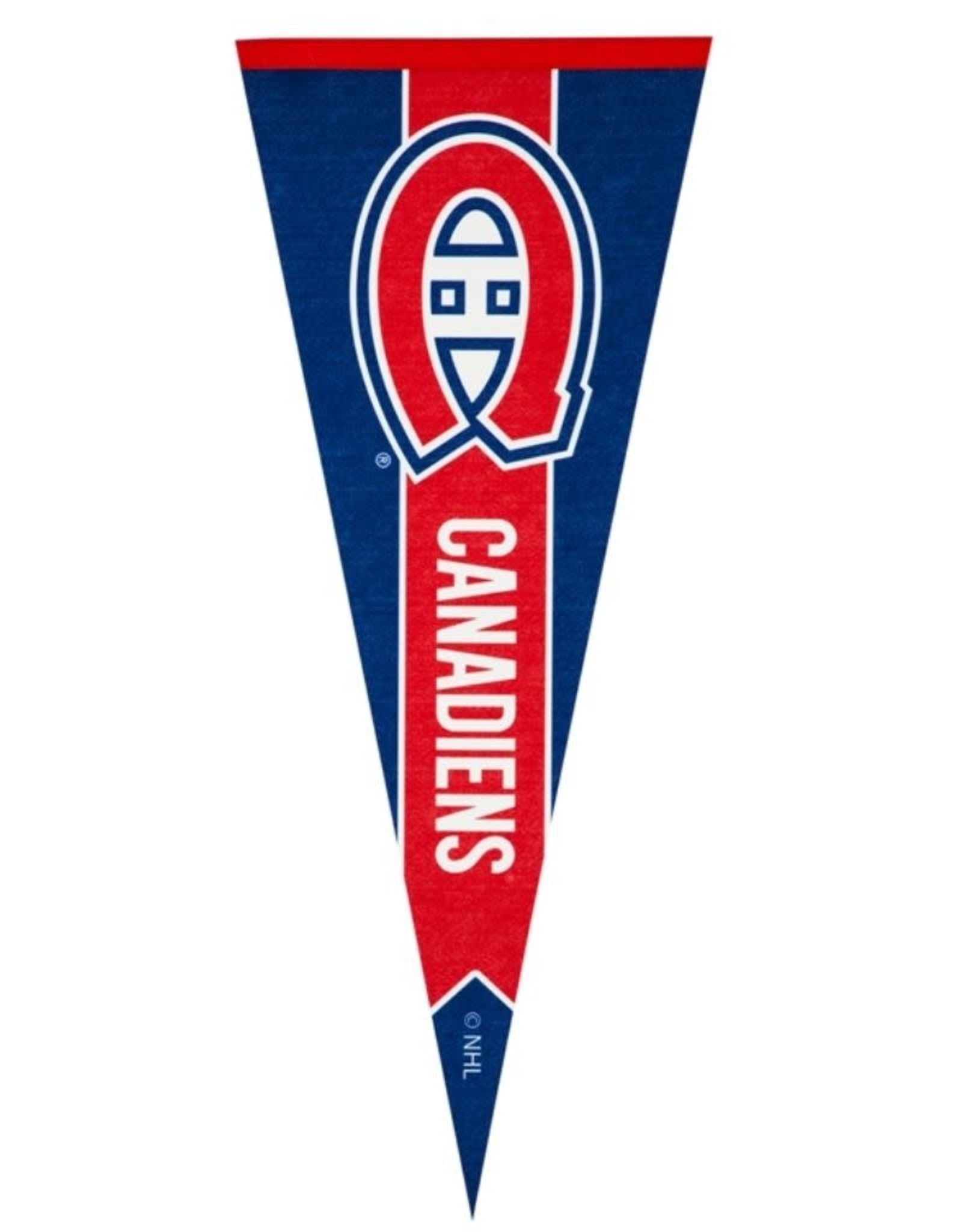 Team Pennant Flag Montreal Canadiens