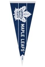 Team Pennant Flag Toronto Maple Leafs