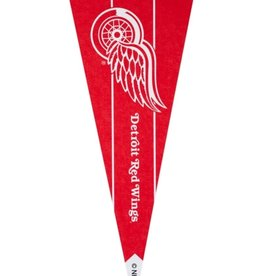 Evergreen Team Pennant Flag Detroit Red Wings