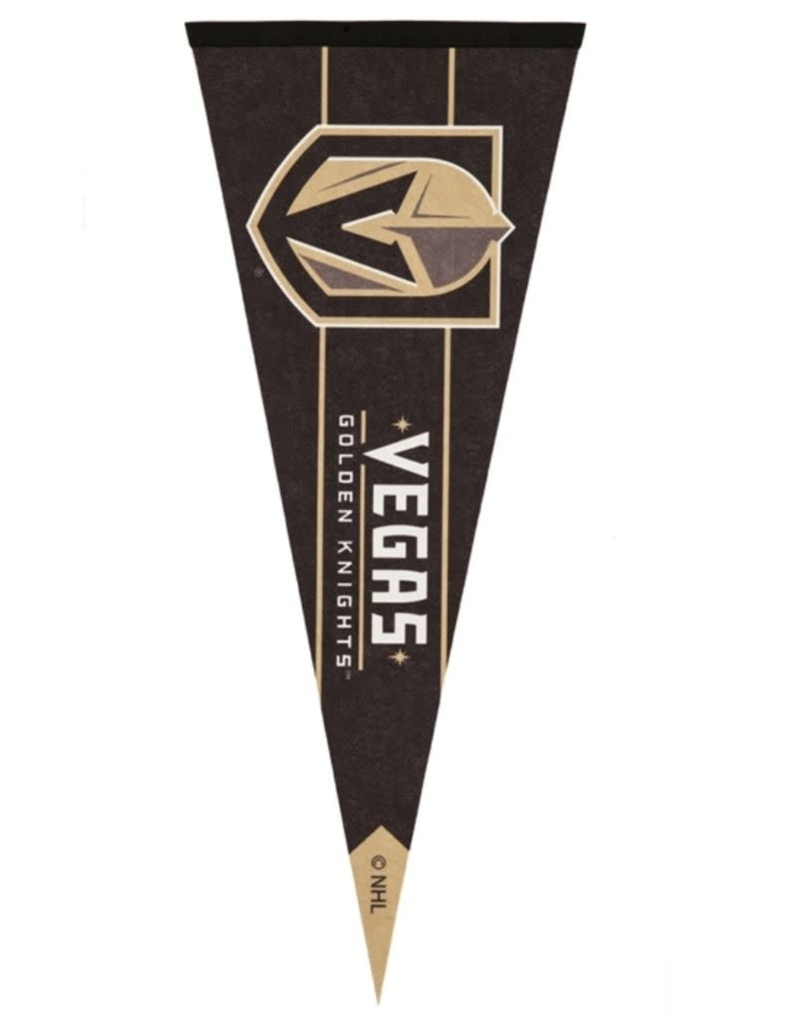 Team Pennant Flag Vegas Golden Knights