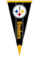 Team Pennant Flag Pittsburgh Steelers