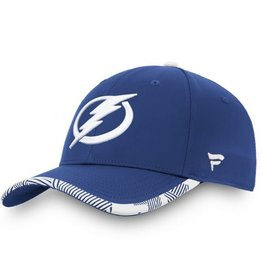 Fanatics NHL Fanatics Men's Iconic Stretch Hat Tampa Bay Lightning Blue
