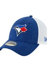 New Era Men's 39THIRTY Heather Front Neo Stretch fit Toronto Blue Jays