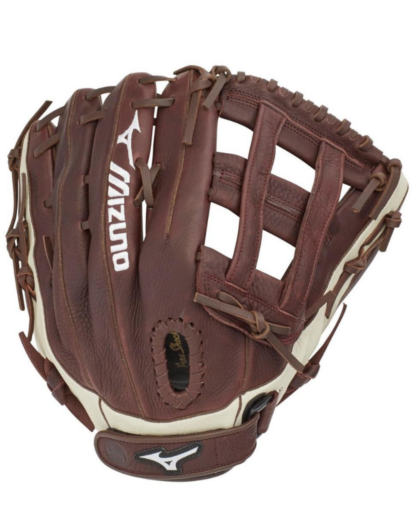 Mizuno Franchise Baseball Glove RH Coffee/Silver 13
