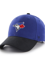 '47 Short Stack MVP Youth Hat Blue Jays Blue/Black Adjustable