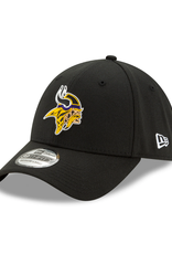 New Era '20 NFL Draft Men's 39THIRTY Hat Minnesota Vikings Black