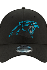 New Era '20 NFL Draft Men's 39THIRTY Hat Carolina Panthers Black