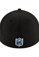 New Era '20 NFL Draft Men's 39THIRTY Hat Indianapolis Colts Black