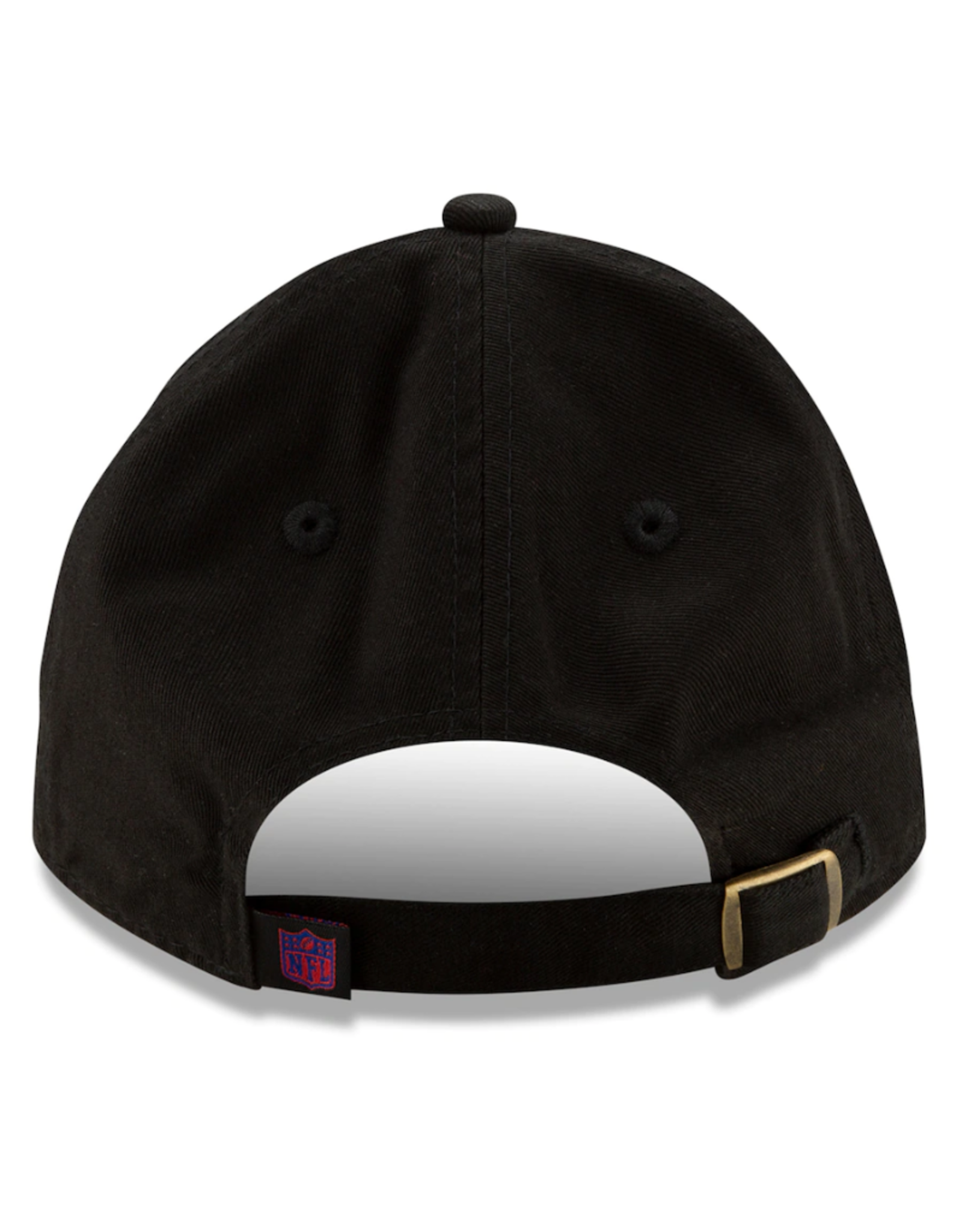 New Era '20 NFL Draft Casual Classic Hat New York Giants Black Adjustable