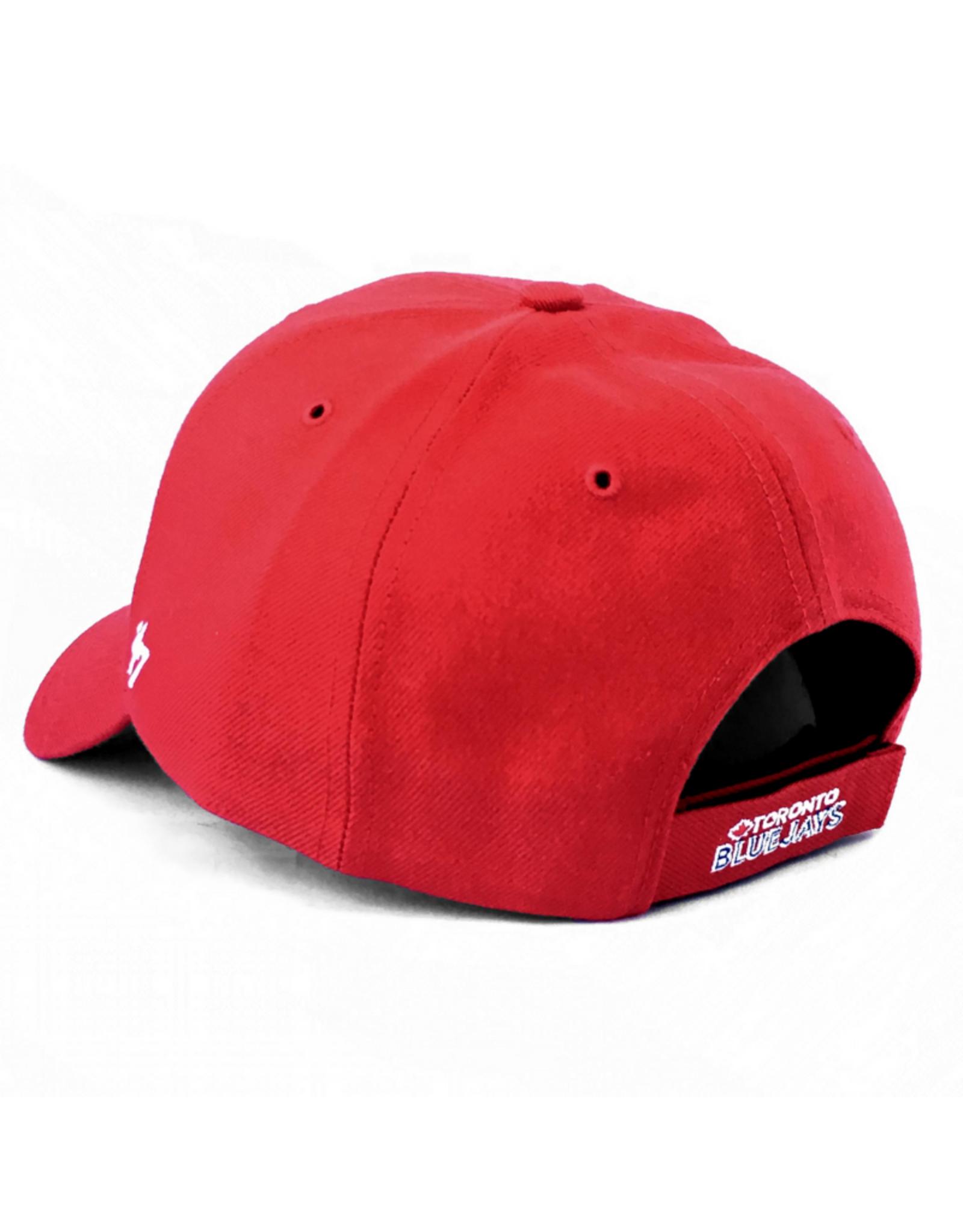 '47 MVP Men's Hat Toronto Blue Jays Red Adjustable