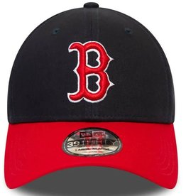 New Era Men's The League Adjustable Hat Boston Red Sox Navy/Red